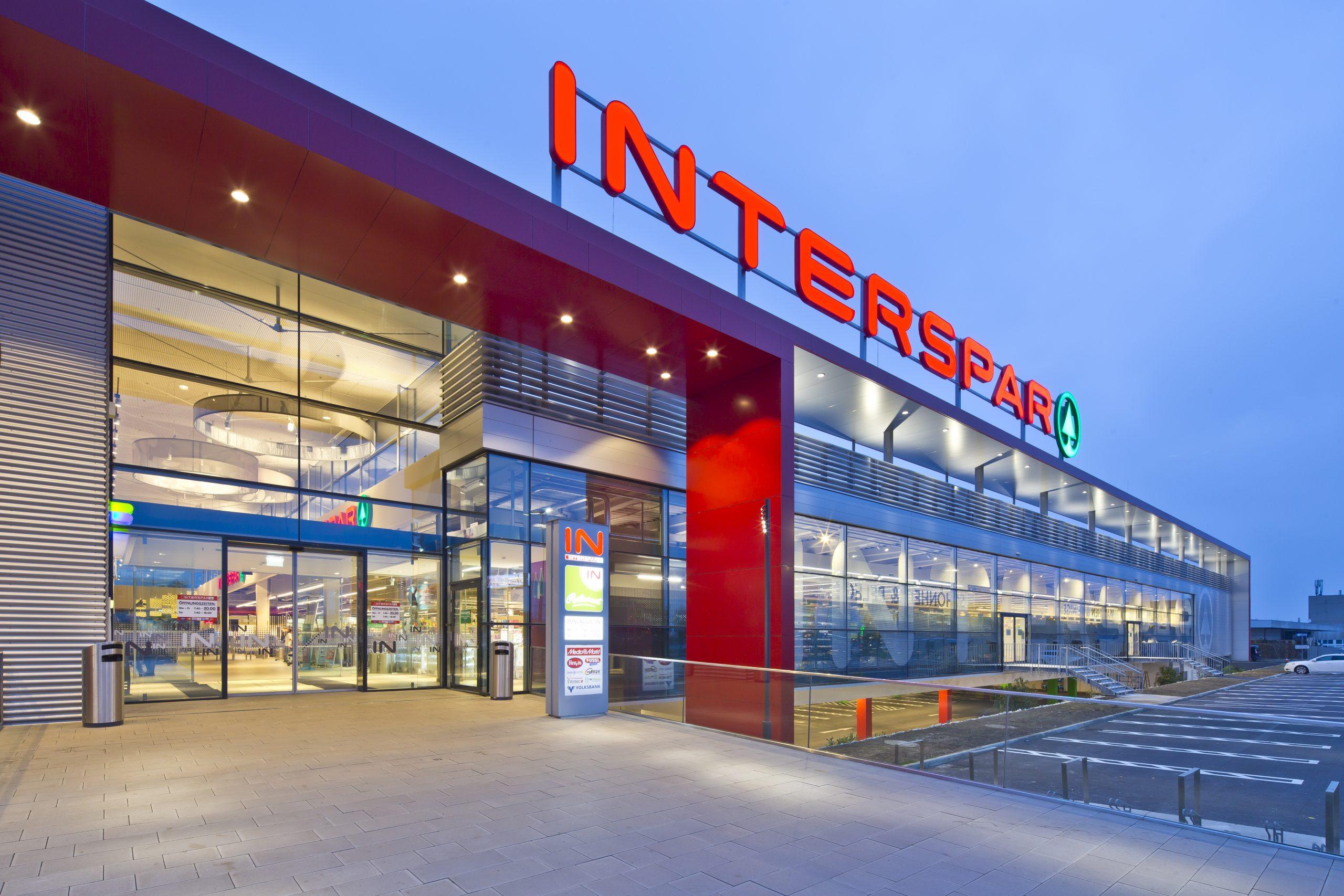Interspar-Hypermarkt