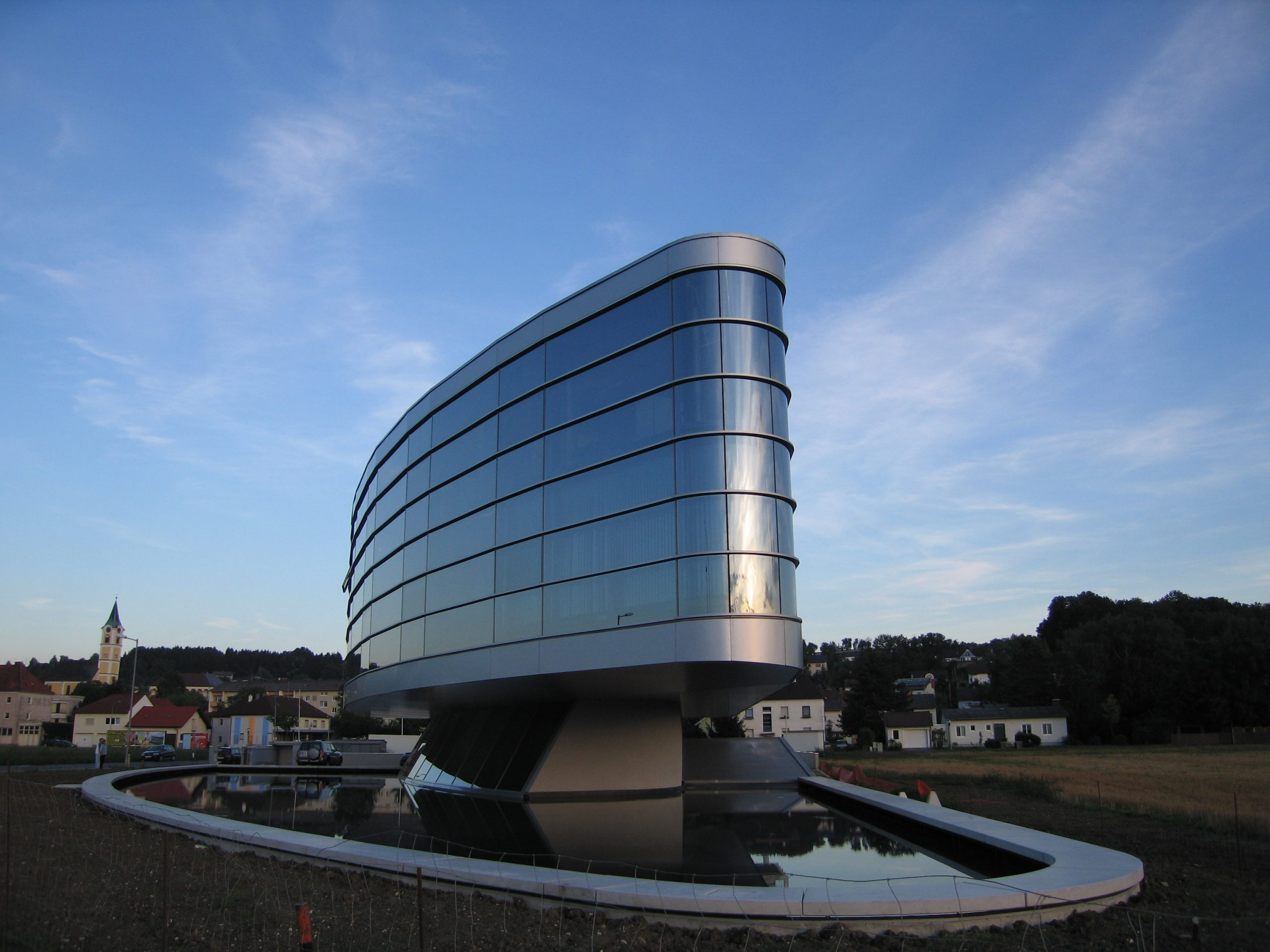 Bürogebäude Ansfelden