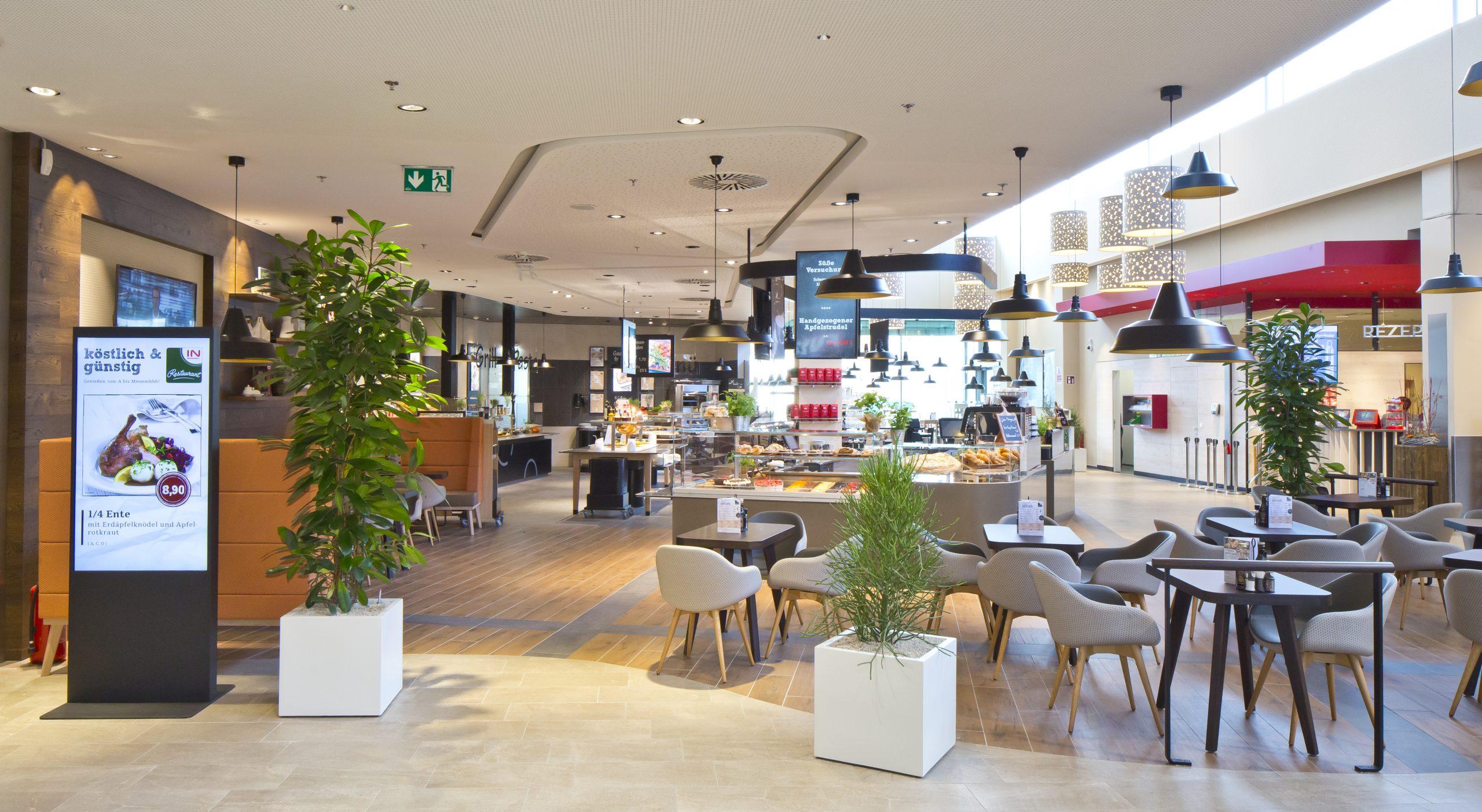 Interspar Restaurant, Steyr