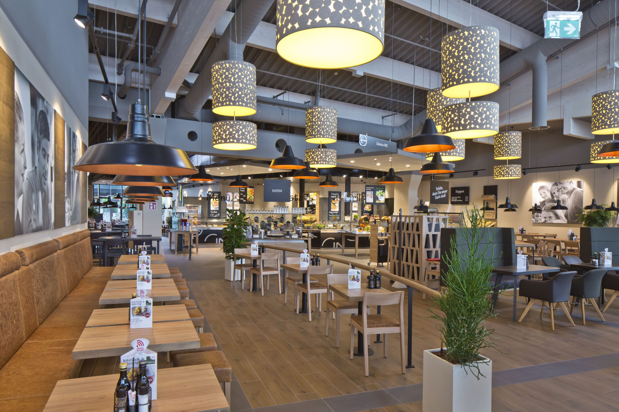 Interspar Restaurant, Wels